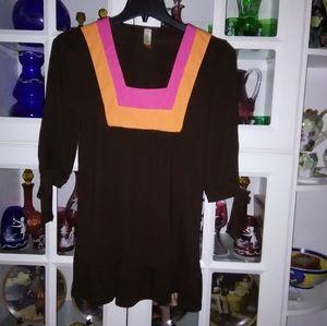 Retro style blouse BNWT